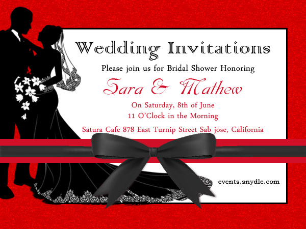 Invitation Wording Samples By Invitationconsultants Com Rsvp