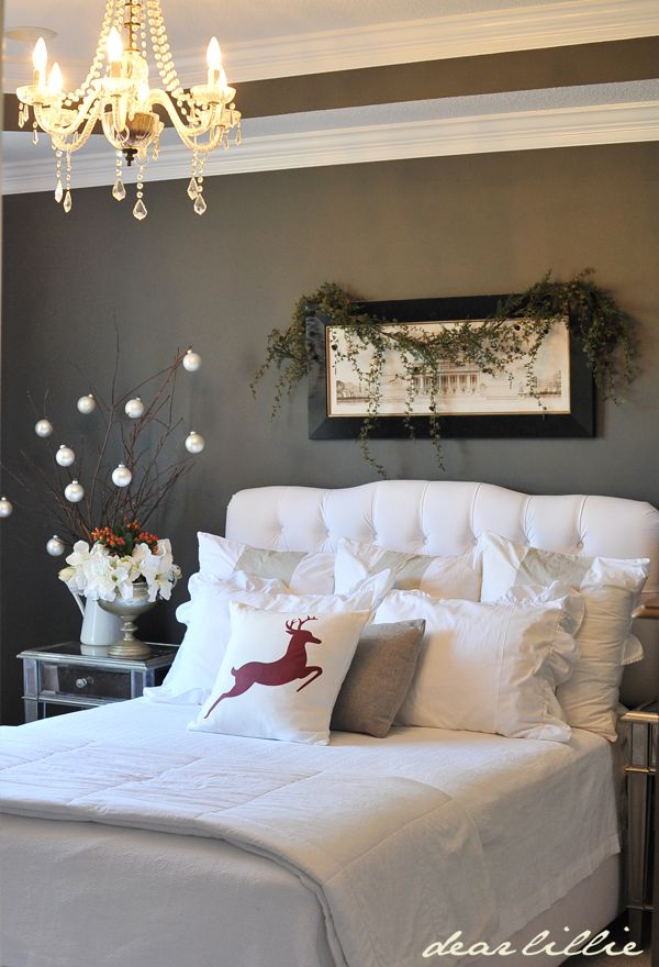 Make bedrooms in your home beautiful with bedroom decorating ideas from hgtv for bedding, bedroom décor, headboards, color schemes, and more. Cozy Christmas Bedroom Decorating Ideas - Festival Around