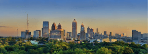 Photo of Atlanta, Georgia skyline