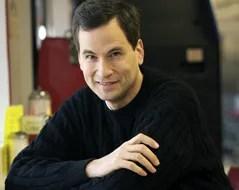 Cropped photo of David Pogue