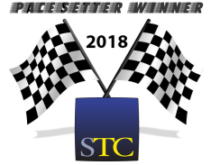 Graphic for the STC 2018 Pacesetter Winner badge