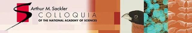 Logo for the NAS Arthur M. Ssckler Colloquia on Creativity