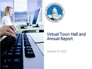 STC WDCB Virtual Town Hall 2012 slides