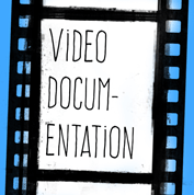 Graphic for video documentation course