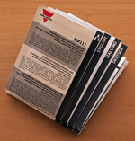 Photo of Writec entry-folded