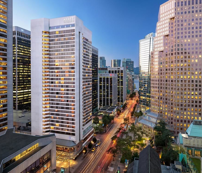 Hotels Near Robson Street Vancouver