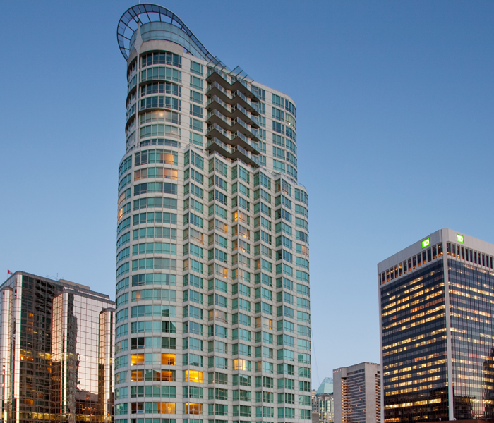 Vancouver Marriott Pinnacle Downtown Hotel Email