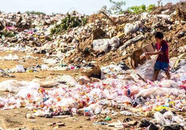 We Have a Big Plastic Problem. How Do We Fix It?
