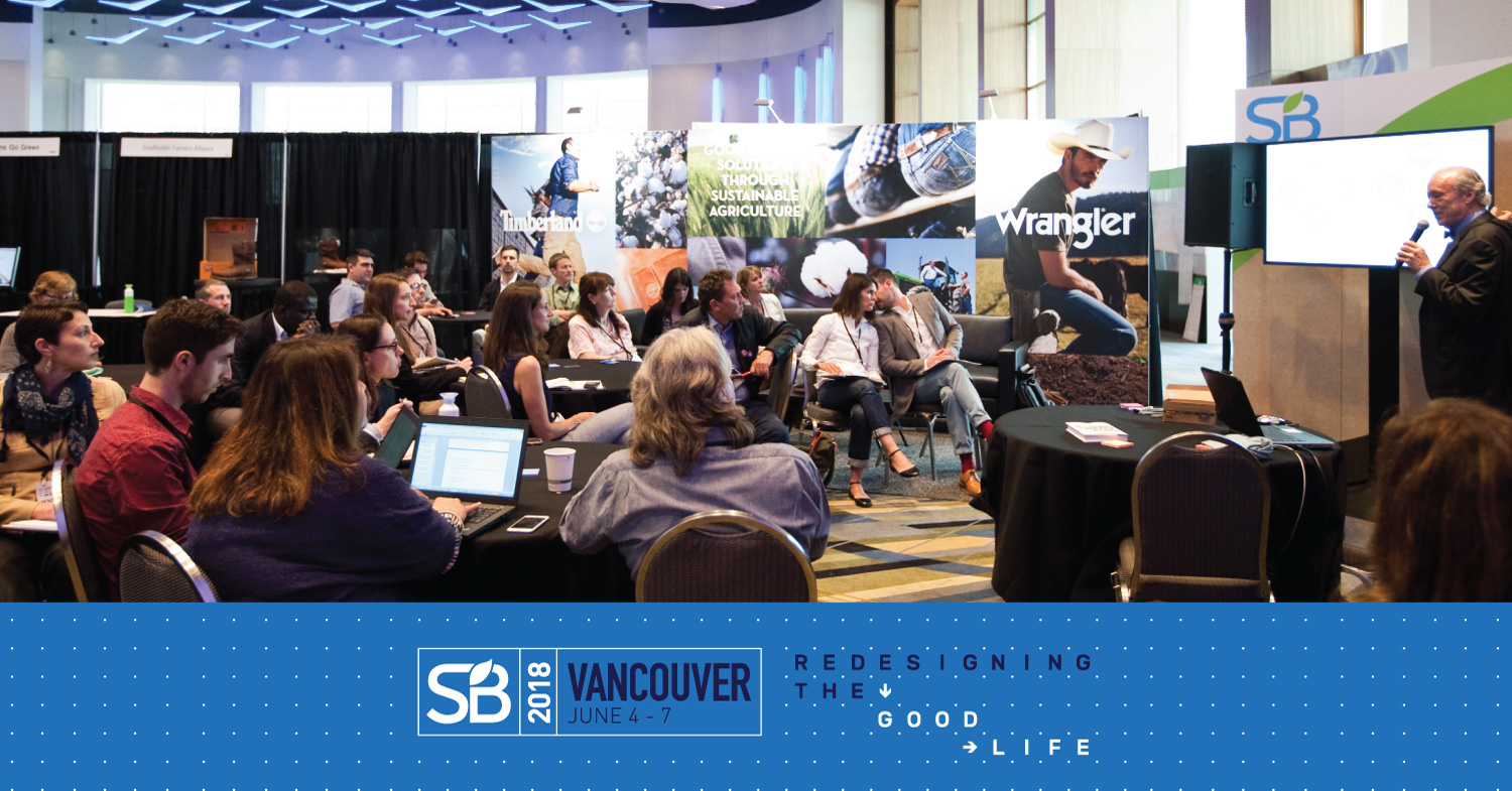 Join us in Vancouver - SB'18 Vancouver - Sustainable Brands