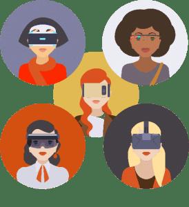 Women in AI Logo