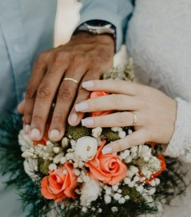newly wedded couple customs