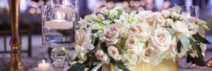 wedding reception decorations at events @piney creek