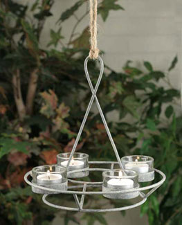 Chandelier Tea Light Holder