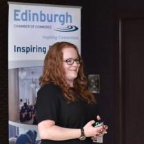 inspiring women in business at the apex hotel edinburgh