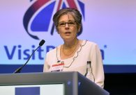 Lesley Williams, Director, Market Development at BestCities Global Alliance.