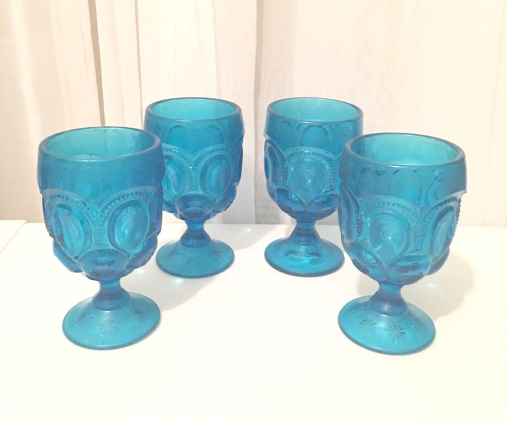 Vintage Glasses Set Image