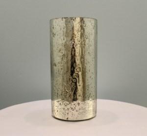 Mercury Glass Candle Holder Image