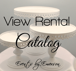 View Decor for Hire Rental Catalog
