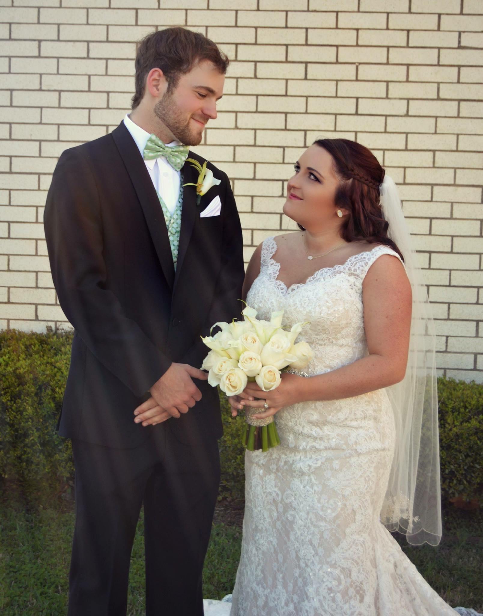 Katie & Byron | Denison, TX Wedding