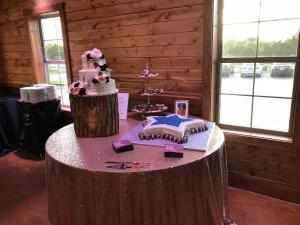 Events by Emerson - Cake Table