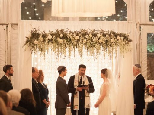 Jewish Wedding Planning Weddings and Events by Ruth