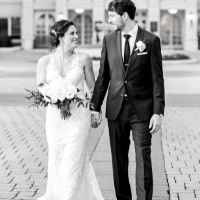 Annapolis Micro Wedding Couple