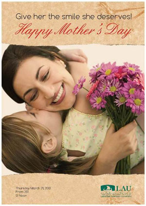 LAU | Events | Mother's Day Celebration