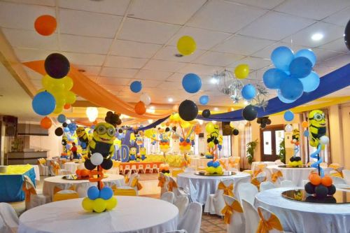 Birthday Party Decorations Idea