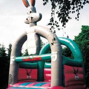 Bugs Bunny Hüpfburg
