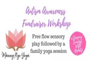 Autism Awareness Fundraiser Workshop - Events for London