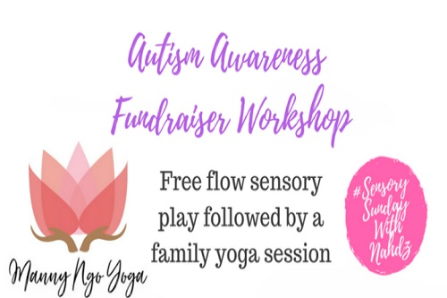 Autism Awareness Fundraiser Workshop - Events for London