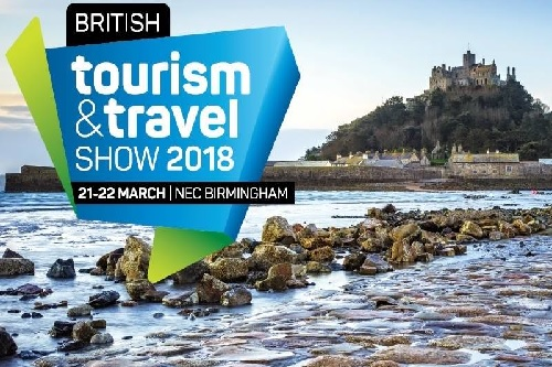 The British Tourism & Travel Show 2018 - Events for London