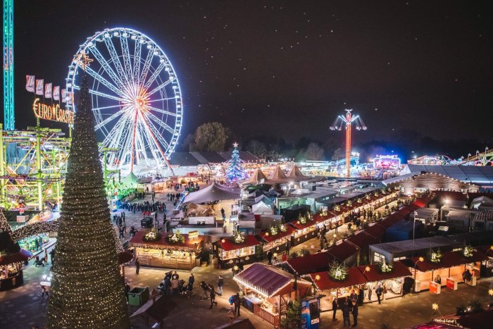 Events for London - Winter Wonderland