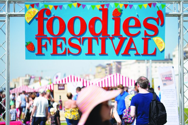 Foodies Festival Brighton 2018 COPYRIGHT Nick Harvey www.restaurantsbrighton.co .uk 9506