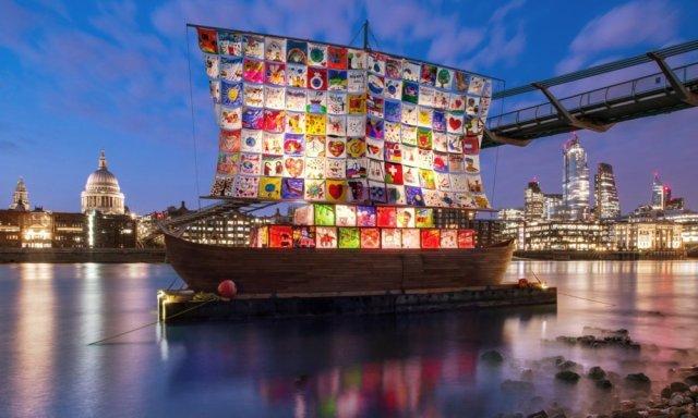 TotallyThames 2019 ShipOfTolerance web