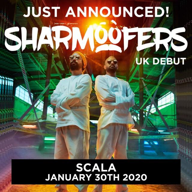 Sharmoofers UK Debut IG 01
