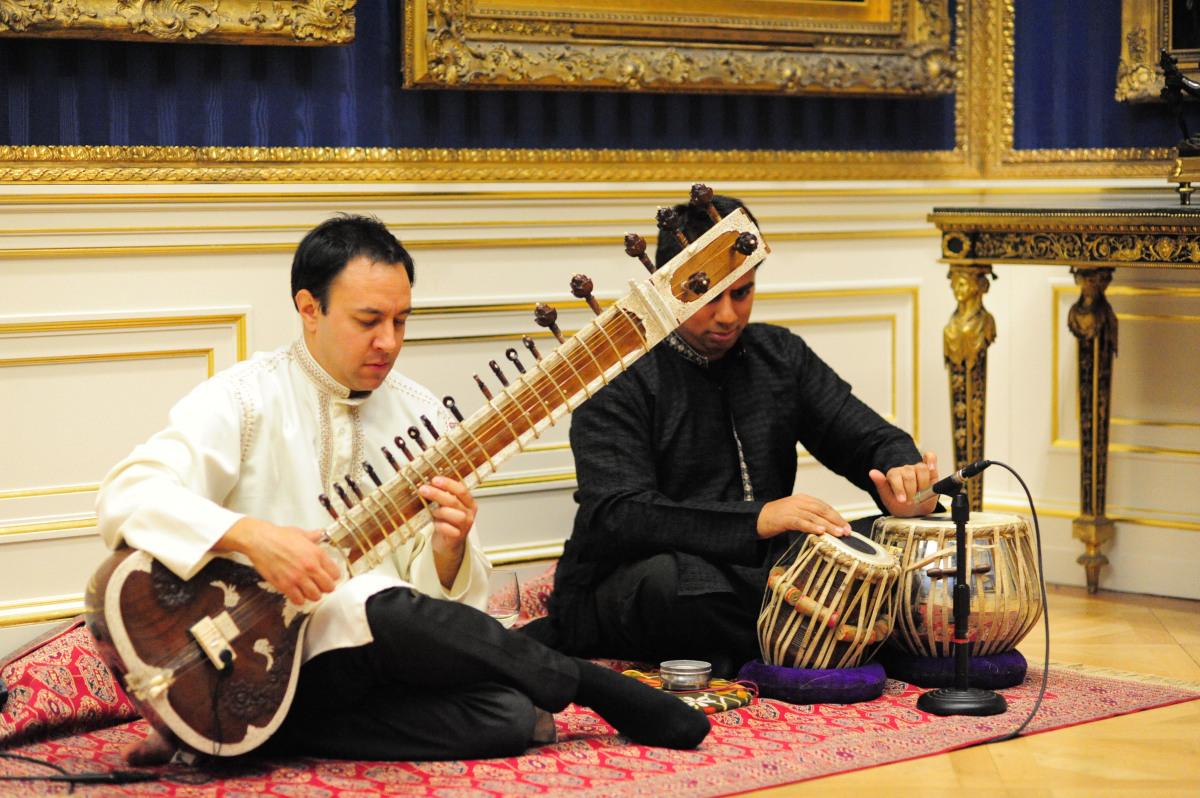 Tabla Sitar Indian Musicians Hire London