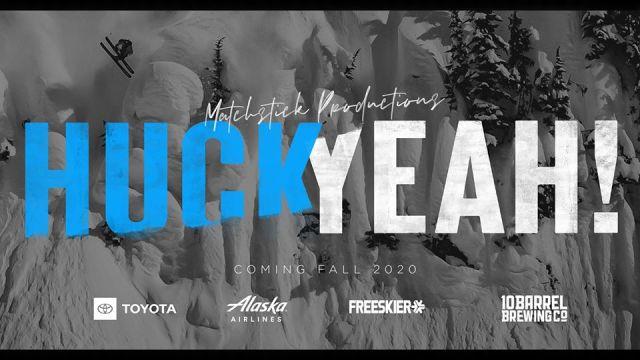 Huck Yeah Cover