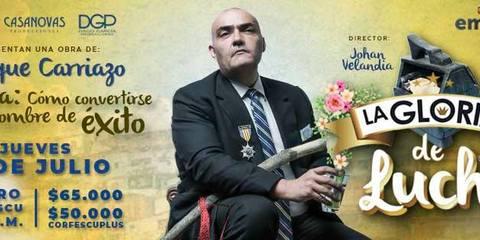 La Gloria de Lucho en Bucaramanga