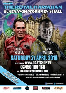 Darts Legends Blaenavon