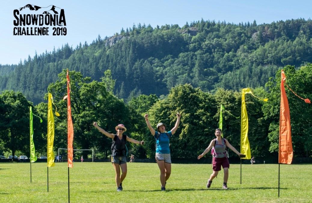 Snowdonia Challenge 2019