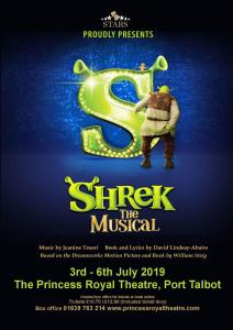 Shrek The Musical @ The Princess Royal Theatre