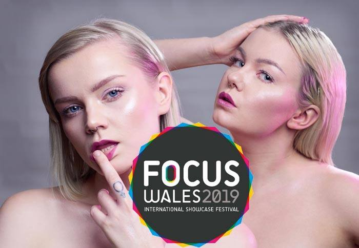 The Magnettes at Focus Wales 2019