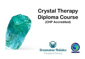 CHP Accredited Crystal Therapy Diploma Stage 1 @ St Hilda's Church Hall
