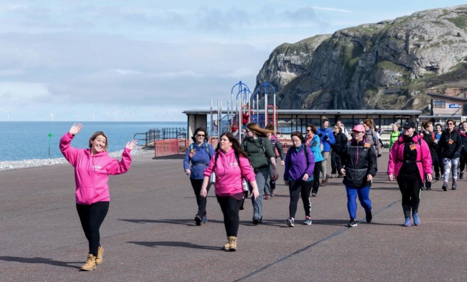 Great Orme Giant Walk 2020