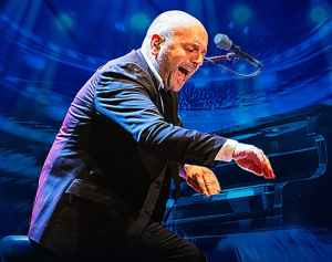 The Billy Joel Songbook at Cardiff New Theatre 29th October 2021 @ New Theatre