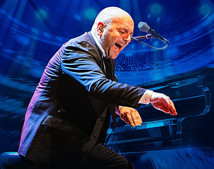 The Billy Joel Songbook at Cardiff New Theatre 29th October 2021
