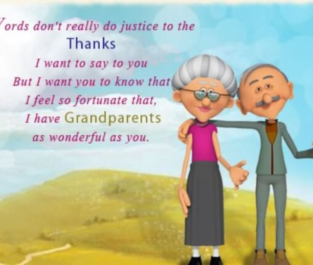 Best  Grandparents Day Wishes And Greetings Events Yard
