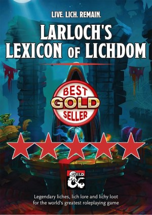 Larloch's Lexicon of Lichdom