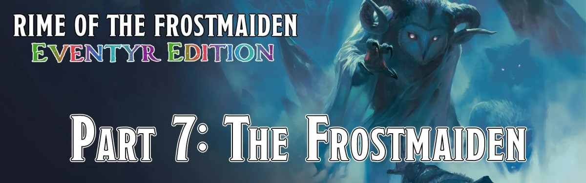 Rime of the Frostmaiden